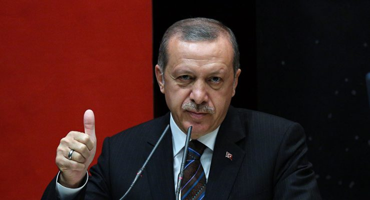 Erdogan: Birth control is not for Muslims