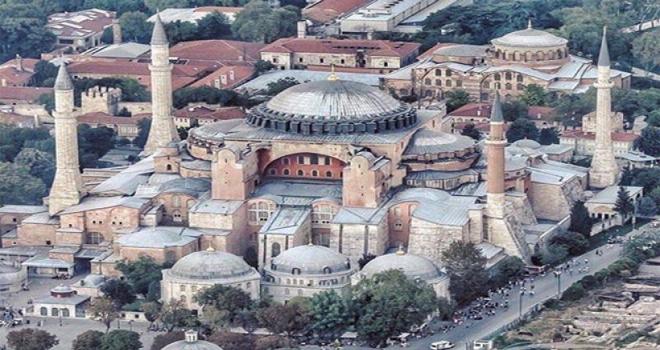 ৮৫ বছর পর আজান হলো তুরস্কের বিখ্যাত আয়া সুফিয়া মসজিদে